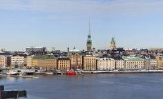 Stockholm, a Capital of the North