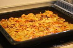 Patatas a la Savoiarda, queso gruyere, cenas rápidas hechas con patatas, cenas fáciles, recetas fáciles, receta de patatas rápida para hacer con niños