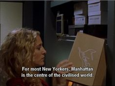 Imagen de new york, sex and the city, and Carrie Bradshaw
