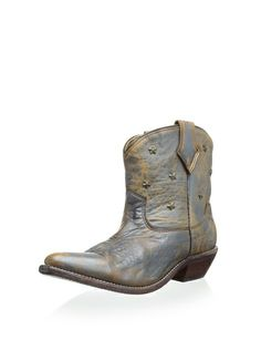 Bed|Stü Women's Gazelle Ankle Cowboy Boot with Stars, http://www.myhabit.com/redirect/ref=qd_sw_dp_pi_li?url=http%3A%2F%2Fwww.myhabit.com%2Fdp%2FB00B5U6S7I