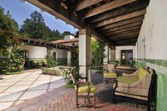 Buffalo Valley Residence - mediterranean - patio - san francisco - FGY Architects