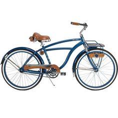 26 Huffy Cape Cod Mens Cruiser Bike Metallic Blue >>> Learn more by visiting the image link. (This is an affiliate link) Mountain Bike Shoes, Mountain Biking, Bicicletas Huffy, Cape Cod, Velo Beach Cruiser, Beach Cruisers, Road Bike Women, Cool Bike Accessories, Cruiser Bike Accessories