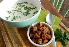 17 tökéletes leves fél óra alatt a cidrire   NOSALTY Okra, Mozzarella, Pesto, Dog Food Recipes, Food And Drink, Chicken, Cooking, Tableware, Kitchen