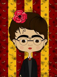 HARRY FRIDA POTTER