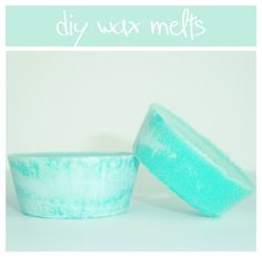 Made by NutMeg: DIY: Scented Wax Melts