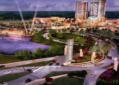 #Grandscape coming to the colony texas