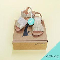 Tip Toey Joey é uma das marcas queridinhas de calçados das mamães! <3 Com…
