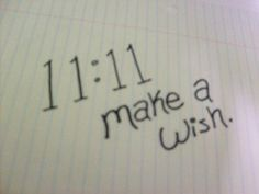 so many opportunities to make a wish