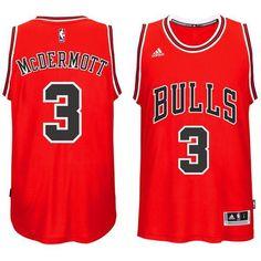 Doug Mcdermott Chicago Bulls Youth Swingman Road Jersey