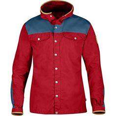 (フェールラーベン) Fjallraven メンズ アウター ジャケット Greenland No. 1 Special Edition Jacket 並行輸入品  新品【取り寄せ商品のため、お届けまでに2週間前後かかります。】 カラー:Deep Red/Uncle Blue カラー:ブルー