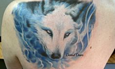 #Bluewolf #Wolf #tattoos #tattoo #lettering #Montana