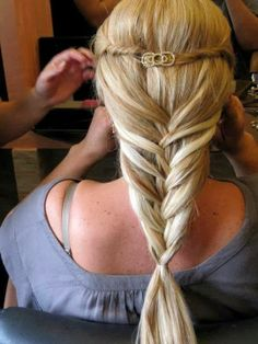 Amazing Braided Hairstyle | Haircuts & Hairstyles for short long medium hair