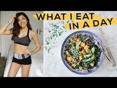 What I Eat In A Day! | Amelia Liana - YouTube