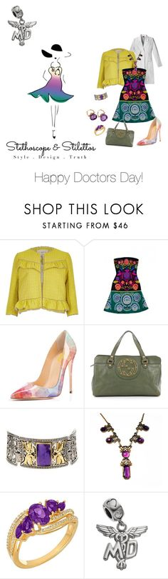 """""""This, IS Me! (Description for deets)"""" by scope-stilettos ❤ liked on Polyvore featuring River Island, Cynthia Rowley, Louis Vuitton, Konstantino, Lord & Taylor and LogoArt"""