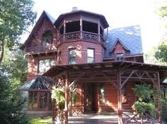 Chapter 10, Architecture - Mark Twain house