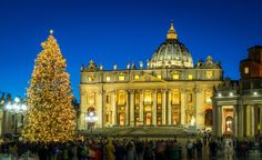 The best Christmas vacations are meaningful, inclusive, and filled with warmth and cheer. Check out 10 of the world's best places to go for Christmas. Best Christmas Vacations, Christmas Destinations, Christmas Travel, Christmas Fun, Rockettes Christmas, Great Places, Places To Go, Copacabana Beach, St Peters Basilica