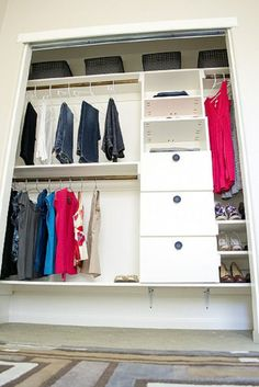 DIY Guide for Perfectly Organized Closet