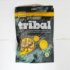 Tribal Chicken and Flaxseed Dog Treats Chicken Treats, Natural Dog Treats, Dog Biscuits, Flaxseed, Healthy Dog Treats, Green, Dogs, Linseed Oil, Dog Cookies