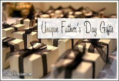 Unique Father's Day Gifts | Faithful Provisions