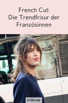 Trendfrisur French Cut: Die Lieblings-Frisur der Französinnen steht einfach jeder Frau