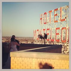 Just...a classically cool rooftop photo!