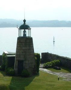 Castillo de San Antón, Spain: Northern Galicia