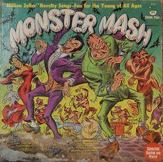 HALLOWEEN:  Doing the Monster Mash