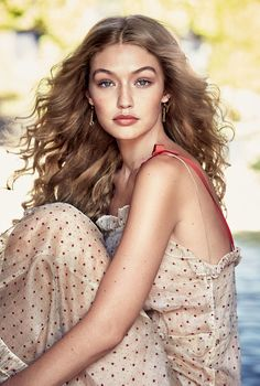 """""""I always want to prove myself and to let people know I'm a good person.""""—Gigi Hadid"""