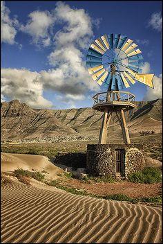 Caleta de Famara, Lanzarote, Islas Canarias