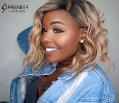 ❤#WigReview @deliciousdom12 you look so beautiful 😍 👇 wig info :CLFW-40 keri Hilson blonde ombre bob style lace front wig ❤ 👉http://www.premierlacewigs.com/keri-hilson-shoulder-length-angled-bob-ombre-blonde-celebrity-lace-wigs.html #premierlacewigs #wigs #humanhairwigs #Chinesevirginhair #blondehair #ombrehair #bobstyle #hair #style #beautifulhair #fashion #summerstyle