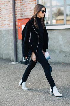 FWAH2017 street style milan fashion week fall winter 2017 2018 looks trends sandra semburg trends ideas style 140
