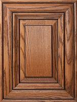 Genial Glazing Honey Oak Cabinets | Finish: Honey W/Black Glaze Wood: Red Oak