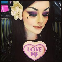 awesome make up for performance!