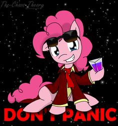 Pinkie Beeblebrox by Theoretical-Chaos.deviantart.com on @deviantART
