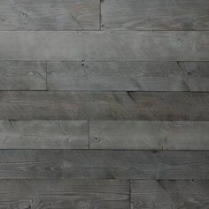 Shop for Reclaimed Rectangular DIY Peel and Stick Grey Wood Panels Plank Decor 10 Panels / Per Box. Get free delivery On EVERYTHING* Overstock - Your Online Home Improvement Destination! Wood Plank Walls, Wood Planks, Wood Paneling, Stick On Wood Wall, Peel And Stick Wood, Vinyl Wall Panels, Decorative Wall Panels, Panel Walls, Bamboo Wall
