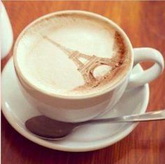 Cappuccino parigino