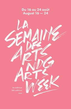 La Semaine Des Arts Ndg Arts Week
