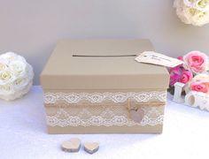 Wedding Post Box, Wedding Boxes, Diy Wedding, Dream Wedding, Wedding Day, Vintage Shabby Chic, Vintage Glamour, Post Box Vintage, Vintage Party