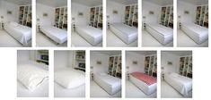 How To Make A (Swedish) Bed - One Good Thing by JilleePinterestFacebookPinterestFacebookPrintFriendly