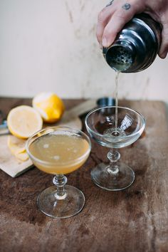 Bourbon Sidecar Cocktails / by Brooklyn Supper
