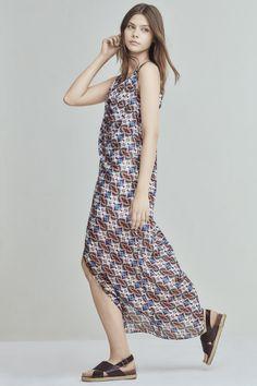 #Mode #Kleid #Trend Trends, Dresses, Fashion, La Mode, Spring Summer, Curve Dresses, Gowns, Moda, Dress