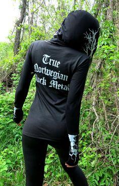 #Darkthrone True #Norwegian #Black #Metal Branches by HellCouture