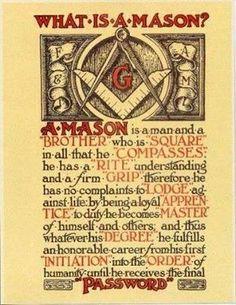 34 best freemasonryscottish rite images on pinterest freemasonry what is a mason fandeluxe Gallery