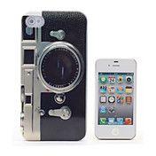 Retro Camera Pattern Mirror Hard Case for iPh... – CAD $ 2.10