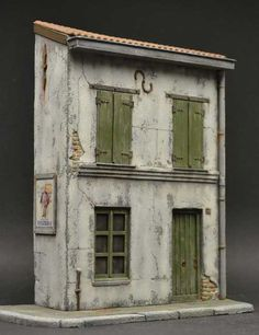 weathering and erosion diorama - Recherche Google