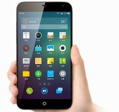 Meizu MX3: O smartphone que tem 128 GB de memoria interna