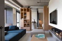 Gallery of AFM Interior / Olha Wood Interiors - 3