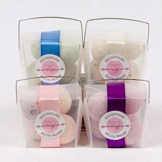 Handmade Bath Bombs by fortheloveofsuds on Etsy, $10.00