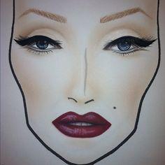 classique makeup