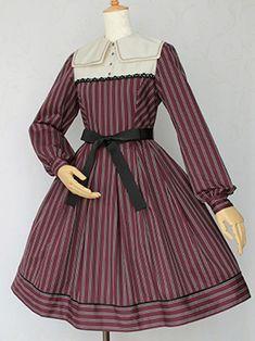 Victorian maiden    Classic Lolita